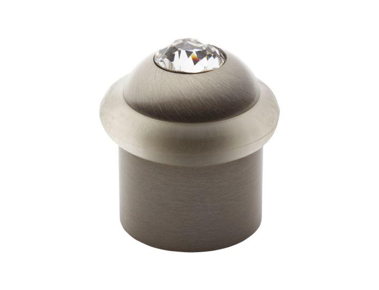 Dveřní zarážka Mondeo s krystalem - saten