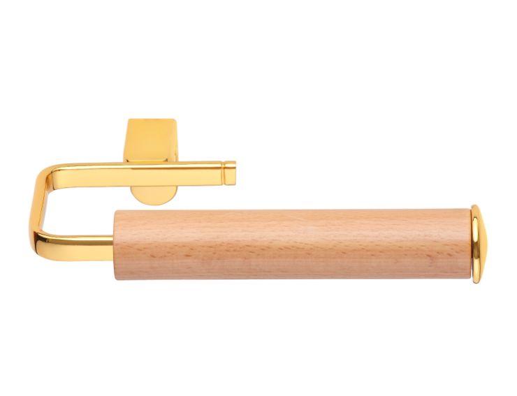 Tyč na papírové utěrky Gusto s potahem 24k zlata