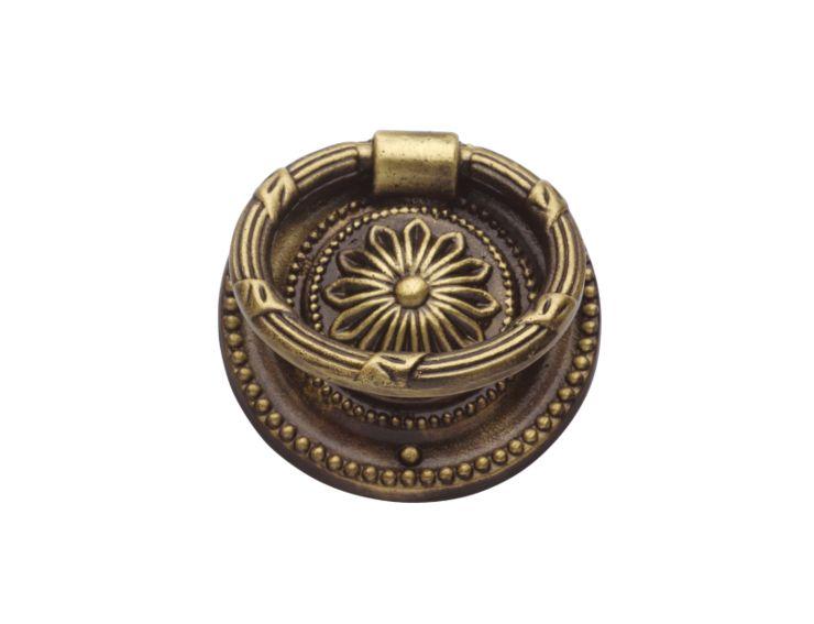 Nábytková knopka Klasicismus s kruhom