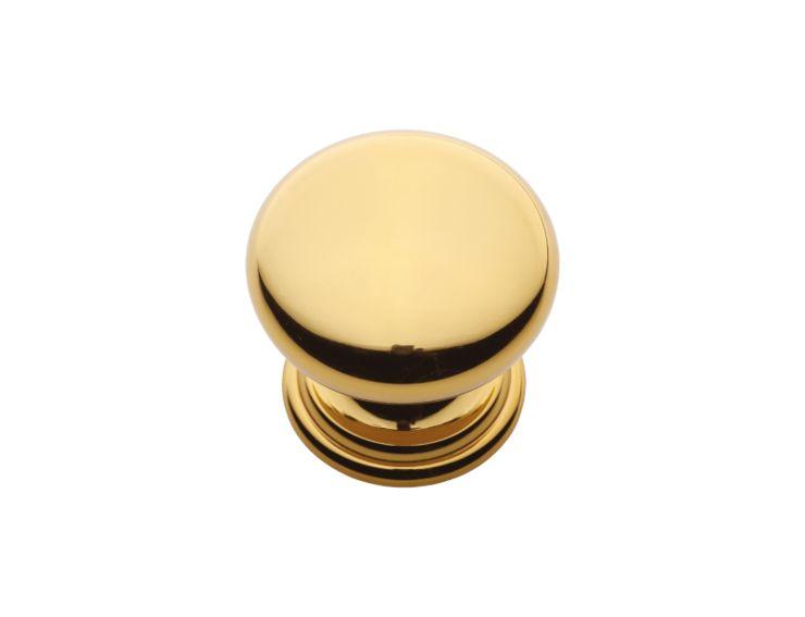 Nábytková knopka Burak  zlato