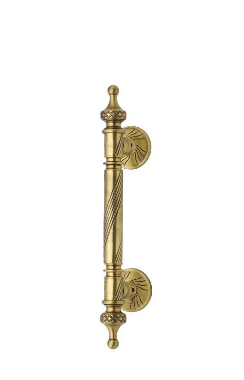 Madlo Burgu průměr 25mm, délka 35cm