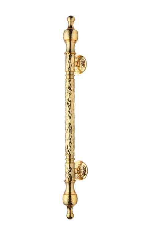 Madlo Nova průměr 40mm, délka 120cm s potahem 24k zlata