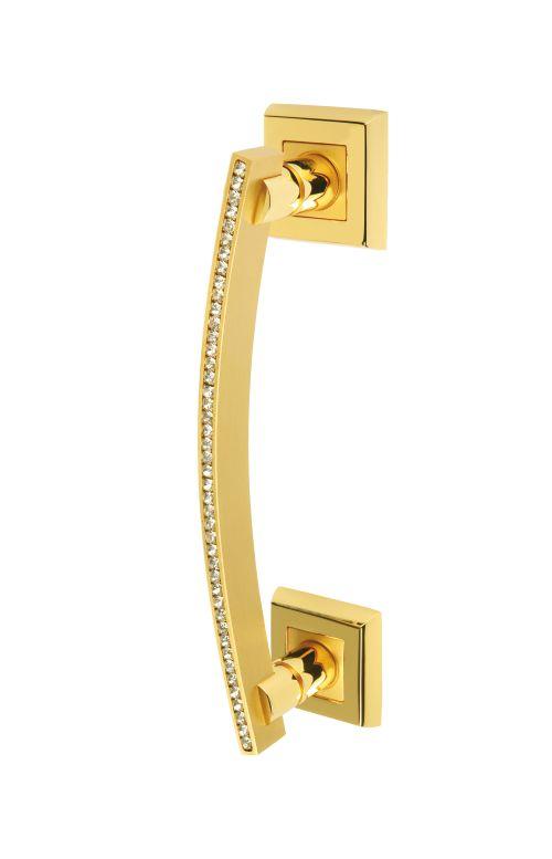 Madlo Almara 30cm s potahem 24k zlata