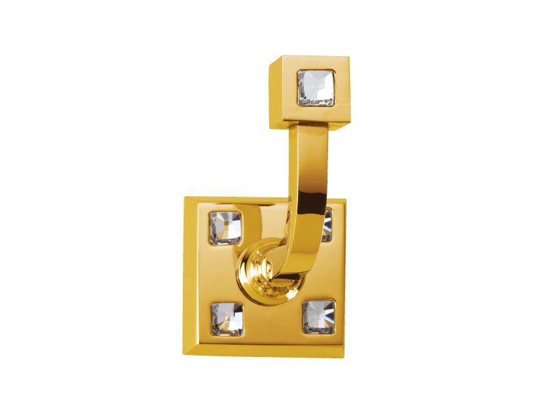Háček Tria s potahem 24k zlata