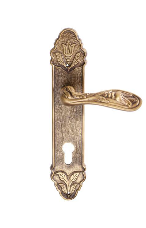 Dveřní klika Lalezar štítková