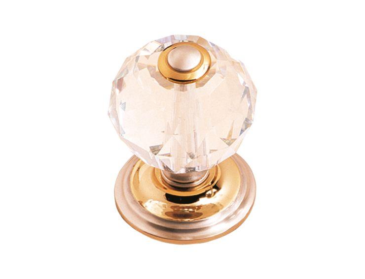 Dveřní koule Bebek - antické stříbro