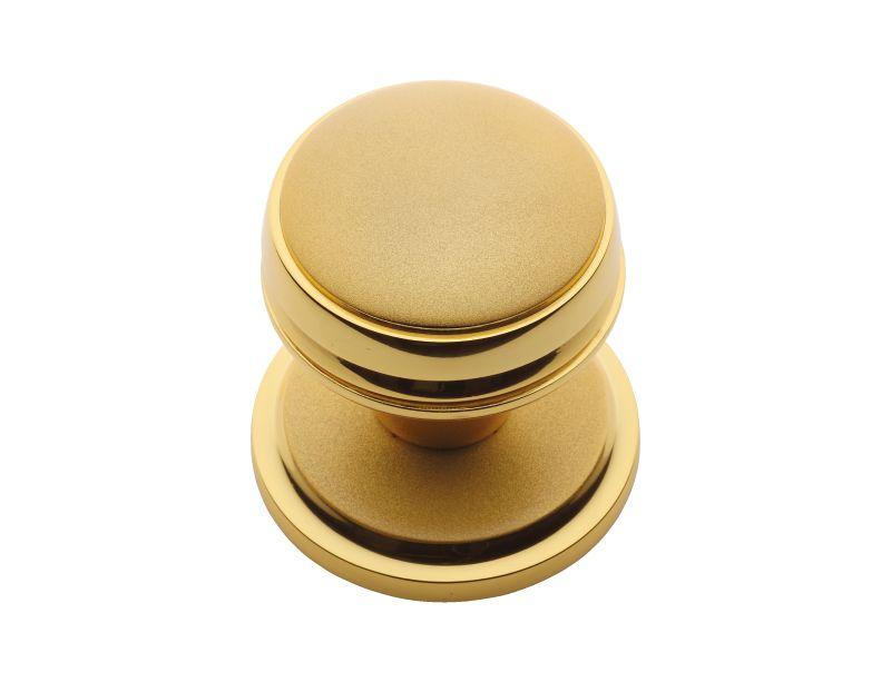 Dveřní koule Burak s potahem 24k zlata