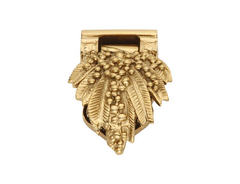 Nábytková knopka Marbella s potahem 24k zlata
