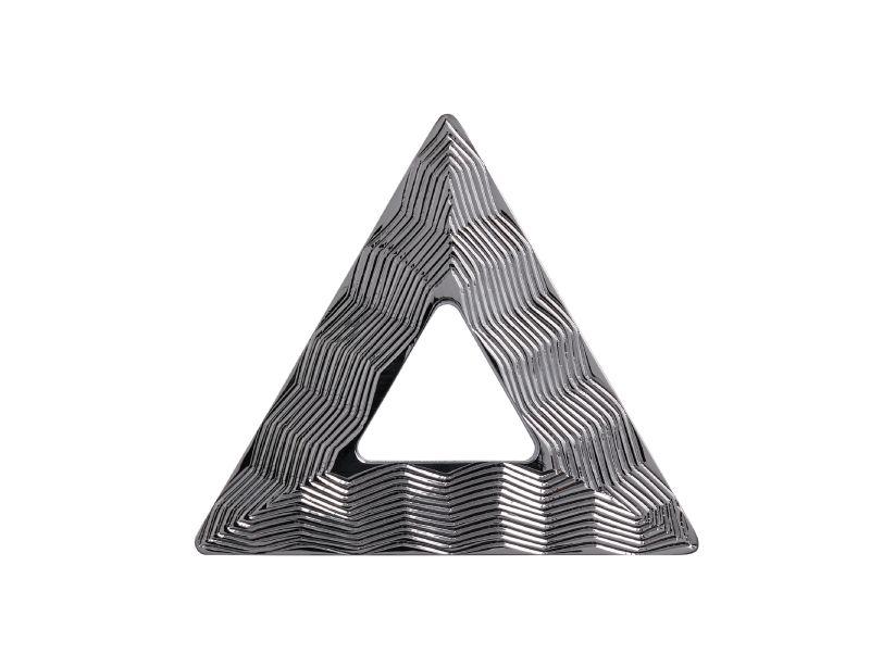 """Nábytková úchytka Triangl """"zig zag"""""""