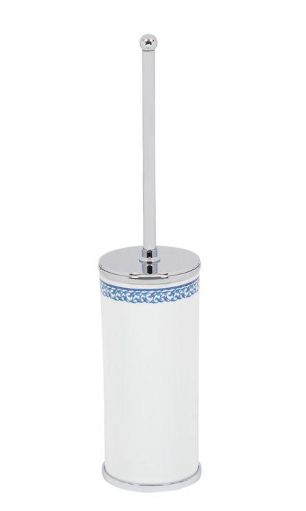 Toaletní kartáč Porcelaine volně stojící