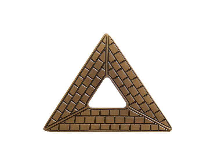 "Nábytková úchytka  Triangl ""obdélníky"""