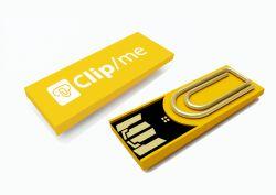 Sponka a USB v jednom