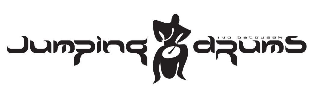 logo jumping drums