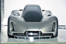 Blade - první auto z 3D tiskárny