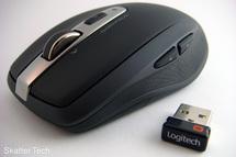 Logitech představuje svou nejvyspělejší mobilní myš