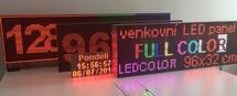 LEDcolor.cz – moderní forma reklamního sdělení na Marketing Mixu v Praze