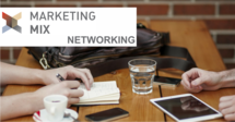 Networking napříč veletrhem Marketing Mix