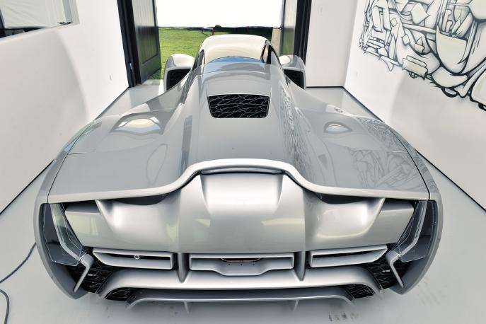 Blade - auto z 3D tiskárny