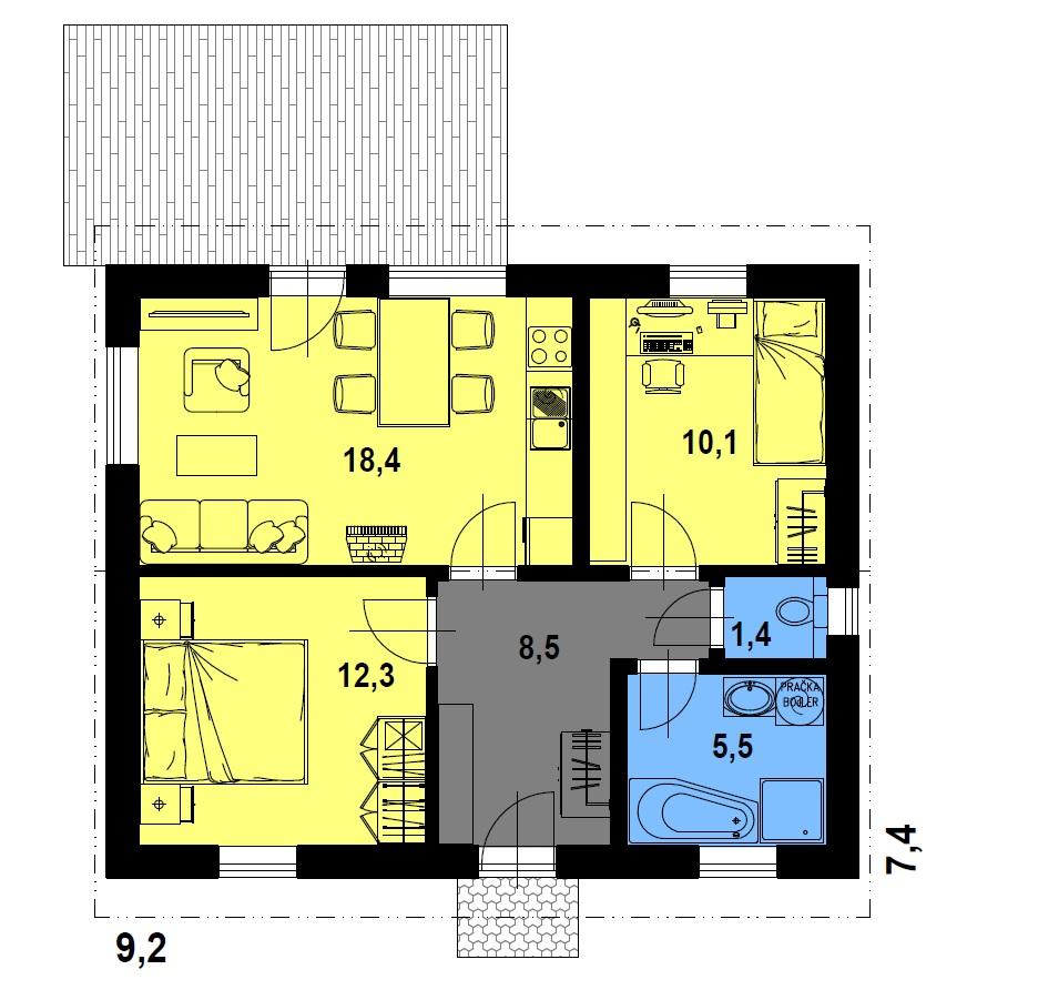 Program Rodinné bydlení
