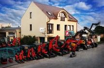 Půjčovna stavebních strojů STAVES letos na Stavotechu