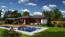 Rodinná firma Neat Houses si při výstavbě zakládá především na kvalitě a patří také mezi vystavovatele Stavotechu