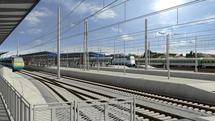 Videoprezentace rekonstrukce železniční stanice Olomouc a Přerov na Stavotechu