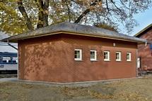 Rekonstrukce veřejného WC v Hradci nad Moravicí
