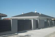Hliníkové plotové systémy ROLUX