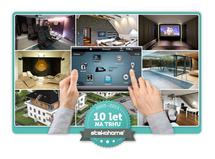 Stakohome - specialista na inteligentní technologie do domů a bytů již 10 let na trhu