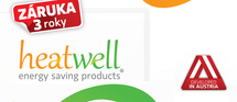 Úsporné vytápění infrapanely Heatwell sníží náklady až o 50 %