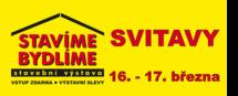 Stavební výstava STAVÍME, BYDLÍME se opět vrací do Svitav
