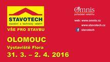 Veletrh STAVOTECH  Olomouc poradí a inspiruje!