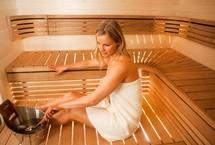 Přijďte na veletrh a vyberte si až 30% slevu na zboží Finské sauny