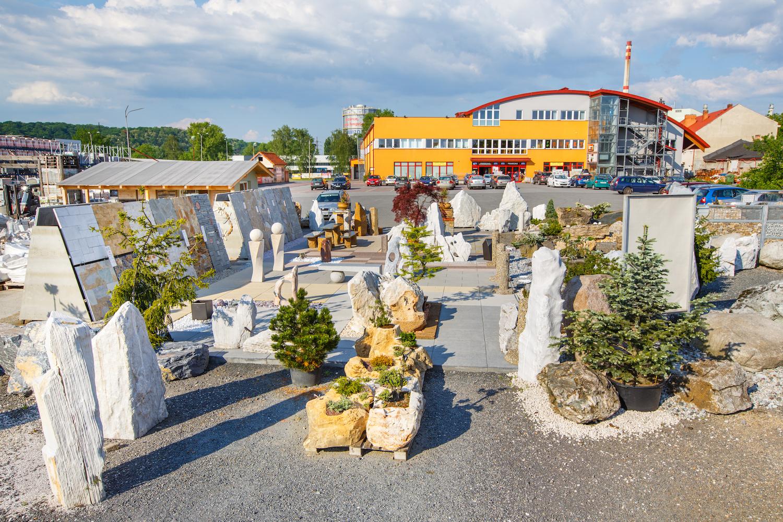 Stavebniny Janík Kamenná zahrada