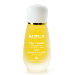 DARPHIN Rose Aromatic Care - Soin d´arome a la Rose BIO - Aromatický pleťový olejíček 15 ml