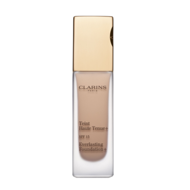 CLARINS Everlasting Foundation SPF 15 - Dlouhodržící make-up SPF 15, 30 ml