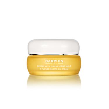 DARPHIN - NECTAR AUX 8 FLEURS CREME HUILE - Hluboce hydratační a vyživující noční olej/krém 30 ml