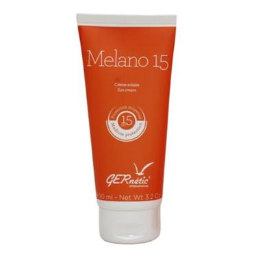 GERNÉTIC MELANO 15 - Opalovací krém na obličej SPF 15, 90 ml