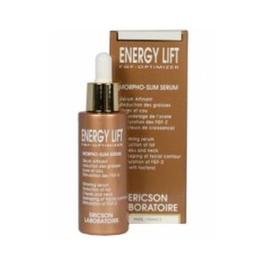 E557 ERICSON LABORATOIRE - ENERGY LIFT MORPHO-SLIM SERUM - ZEŠTÍHLUJÍCÍ SÉRUM 30 ml
