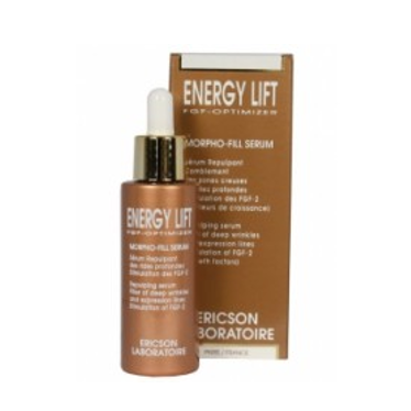 E558 ERICSON LABORATOIRE - ENERGY LIFT MORPHO-FILL SERUM - VYPLŇUJÍCÍ SÉRUM 30 ml