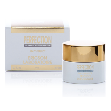 E666 ERICSON LABORATOIRE - PERFECTION - MATT-PERFECT CREAM SPF20 - MATUJÍCÍ KRÉM SPF20 50 ml