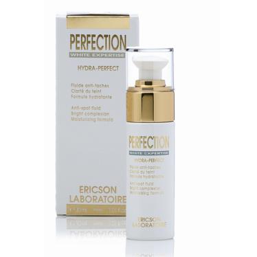 E667 ERICSON LABORATOIRE - PERFECTION - HYDRA-PERFECT FLUID SPF20 - HYDRATAČNÍ FLUID SPF20 30 ml